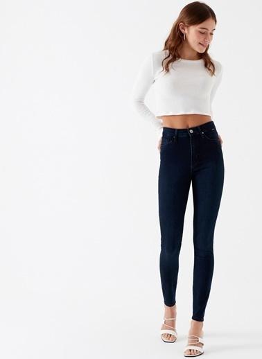 Mavi Jean Pantolon | Serenay - Skinny Mavi